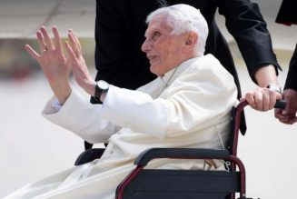 Ex-pope Benedict chides 'fanatical' Catholics who reject his resignation