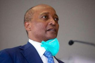 FIFA favours Patrice Motsepe for CAF presidency