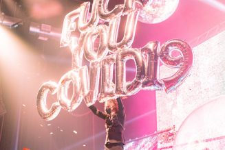 Flaming Lips Share Video for 'At The Movies On Quaaludes'; Wayne Coyne Launches Weed Gummies
