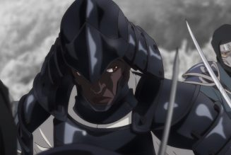 """Flying Lotus Shares First Look at His Executive-Produced Netflix Anime Series, """"Yasuke"""""""
