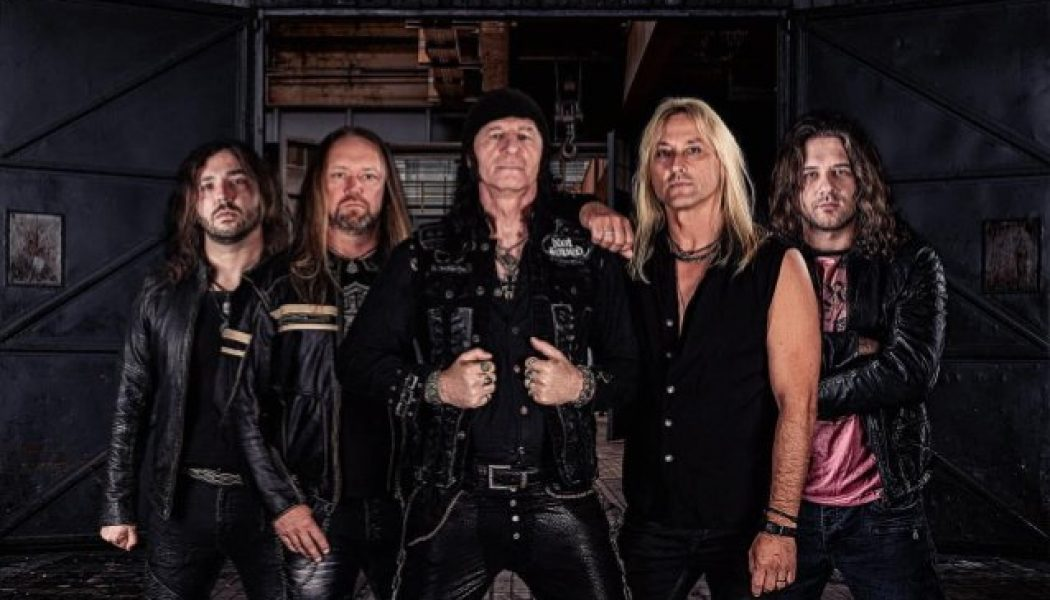 Former ACCEPT Guitarist HERMAN FRANK To Release New Solo Album, 'Two For A Lie', In May