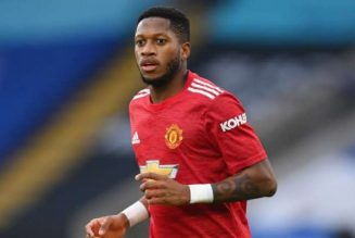 Fred racially abused on social media following Man United FA Cup exit