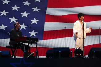 Gladys Knight Delivers Soul-Stirring National Anthem at 2021 NBA All-Star Game