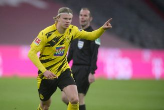 Haaland may have to alter Chelsea stance after Dortmund defeat