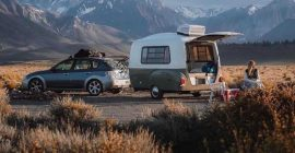 Happy Happy Joy Joy: Meet the Lightweight Happier Camper Traveler Trailer