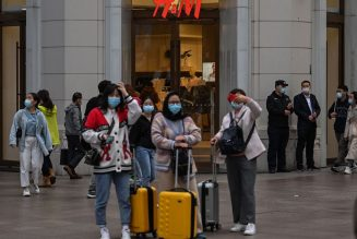 H&M and other Western brands gone from Apple Maps and other apps in China