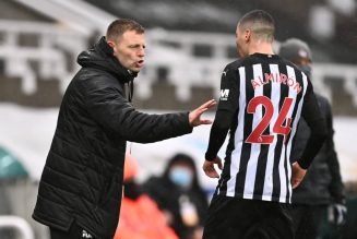 How 50y/o reportedly feels about story claiming NUFC players want him to replace Bruce