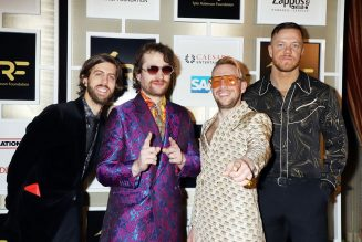 Imagine Dragons Return With Two Tracks, New Album In the Works