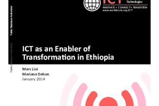 INTERVIEW: Strengthening the ICT Sector in Ethiopia