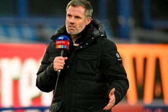 Jamie Carragher pinpoints one main issue for Liverpool after Chelsea defeat