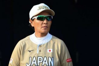 Japan releases softball squad for Tokyo Olympic Games