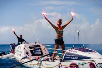 Jasmine Harrison, Youngest Woman to Row Solo Across Any Ocean, on How Music Powered Her Boat