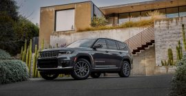 Jeep SUVs May Drop Cherokee Name, Says Parent Company Stellantis