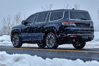 Jeep Wagoneer LWB and 4xe Plug-in Hybrid: Everything We Know