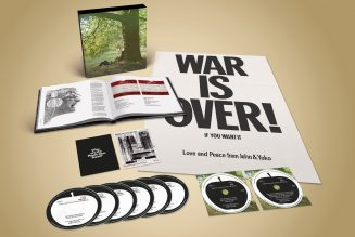 "John Lennon/Plastic Ono Band Gets ""Ultimate"" Reissue with 159-Song, 8-Disc Box Set"