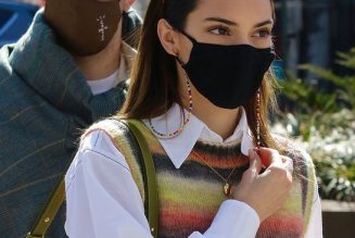 Kendall Jenner Is Making Us Want This £30 Mango Vest