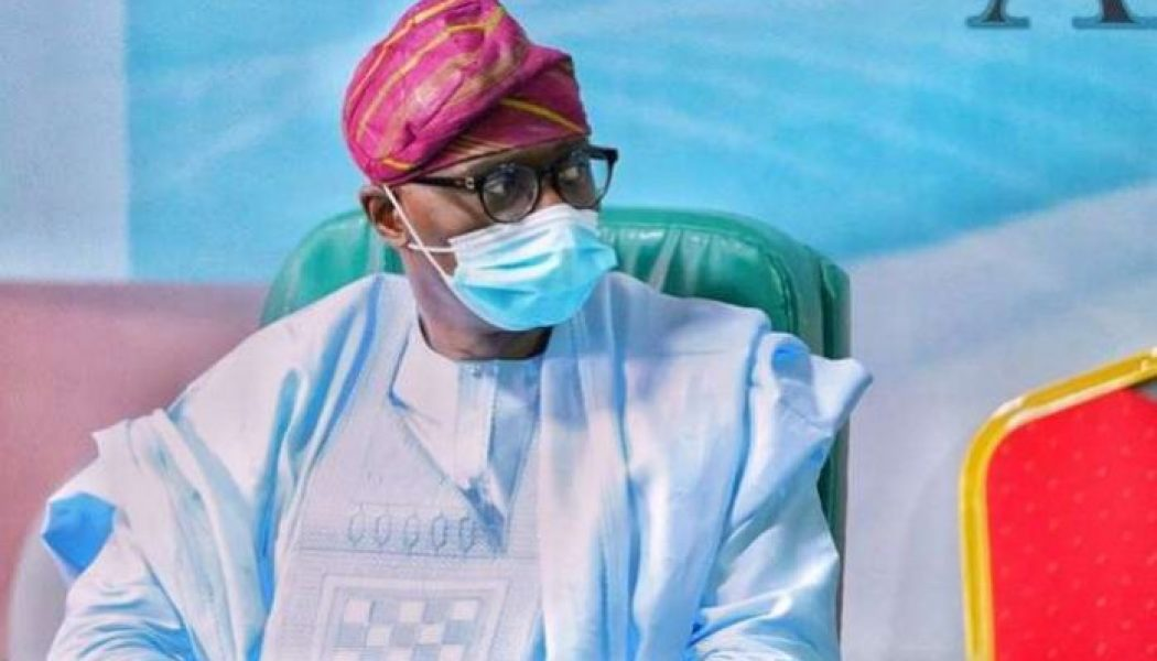 Lagos governor restructures works and infrastructure ministry