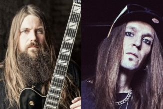 LAMB OF GOD's MARK MORTON Remembers ALEXI LAIHO: He Was 'Incredibly Talented, Humble And Creative'