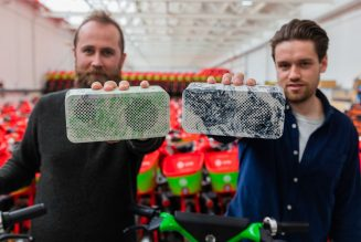 Lime's old e-bike batteries are now powering these Bluetooth speakers