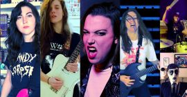 """Lzzy Hale and Members of Code Orange and Baroness Cover Pantera's """"Mouth for War"""": Watch"""