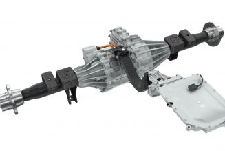 Magna's eBeam Axle Hopes to Turn Today's Pickups Into EVs