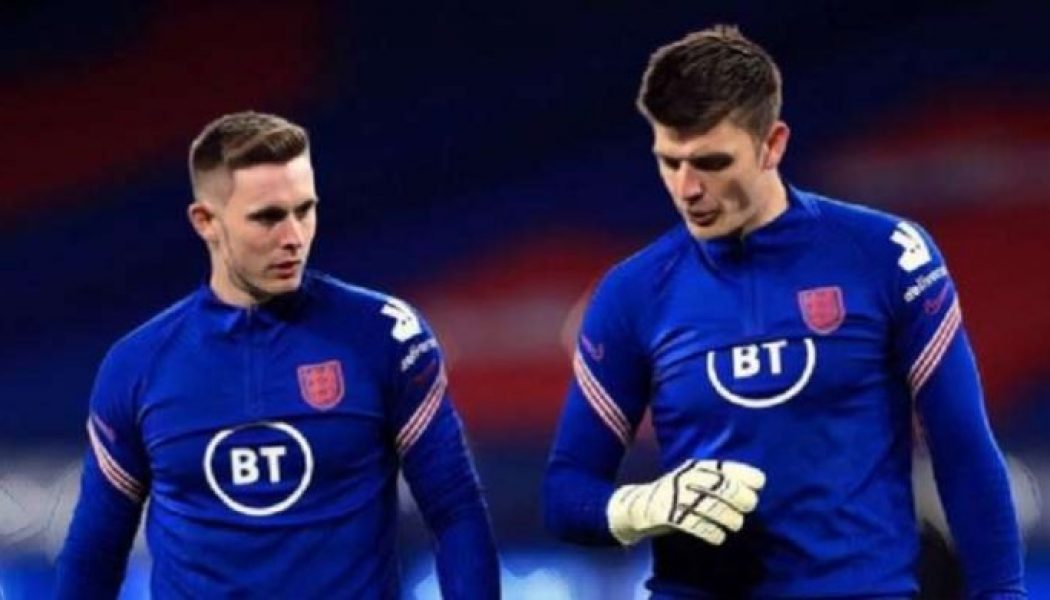 Manchester United linked with Nick Pope with club concerned Dean Henderson is 'too inexperienced'