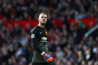 Manchester United ready to listen to offers for David de Gea