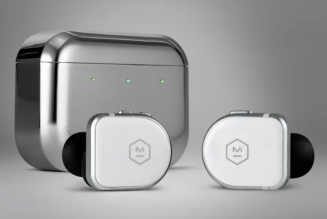 Master & Dynamic's New MW08 Wireless Earbuds Have A New Look & ANC Feature