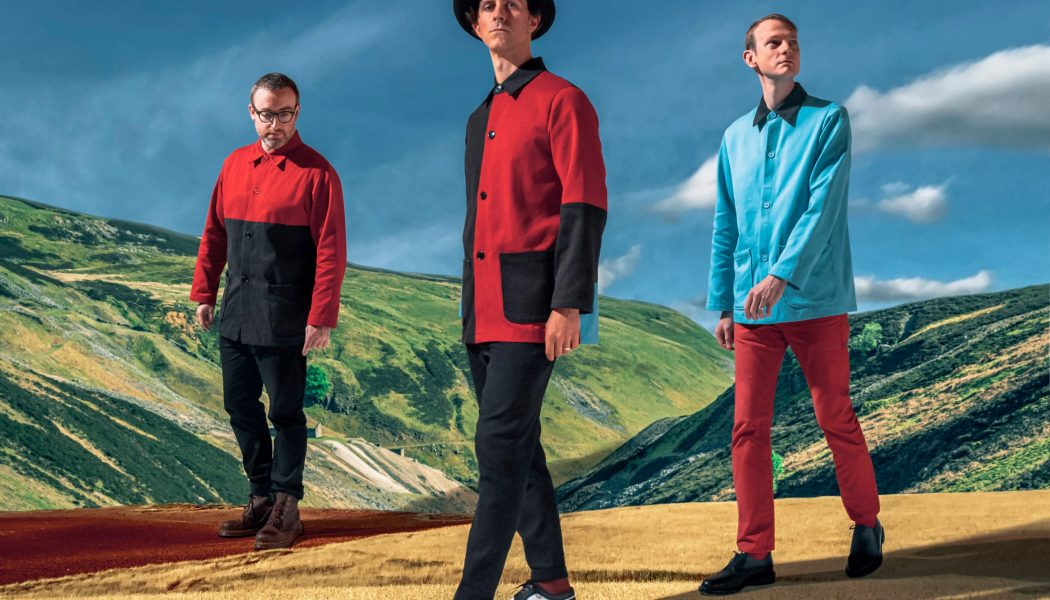 Maximo Park on Track For First U.K. No. 1 With 'Nature Always Wins'