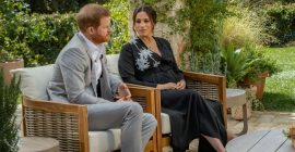 Meghan Markle Wore a Beautifully Symbolic Outfit for Her Oprah Interview