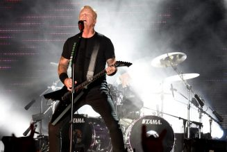 Metallica Celebrate Master of Puppets Anniversary by Playing 'Battery' on the Late Show