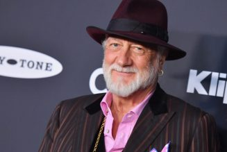 Mick Fleetwood and Lindsey Buckingham Reconcile, Open to Another Fleetwood Mac Reunion Tour
