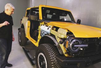 New Ford Bronco Previews Aftermarket Support from RTR, ARB, and 4 Wheel Parts