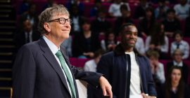 No Surprise: Bill Gates Says He Prefers Android Devices Over iPhones