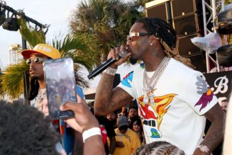 Offset Is Producing A Streetwear Competition Series For HBO Called 'The Hype'