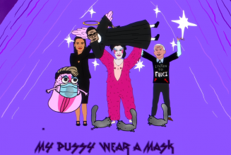 """Peaches Shares New Song """"Pussy Mask"""", NSFW Animated Video: Watch"""