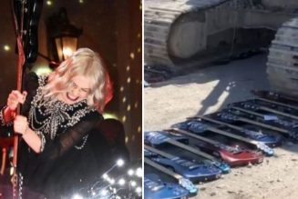 """Phoebe Bridgers Stands By SNL Guitar Smash: """"It's Hilarious to Me People Care So Much"""""""