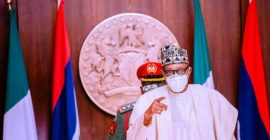 President Buhari charges security agencies improve Nigeria's ranking on global security index