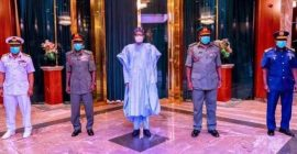 President Buhari directs security chiefs to recover areas being occupied by criminals