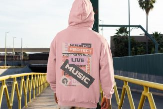 Protect Live Music Hoodie: Now Available at Consequence Shop