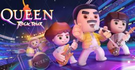 Queen Release New Mobile Rhythm Game Rock Tour