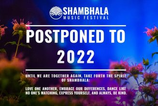 Shambhala Music Festival Postponed to 2022 Due to Uncertainty of COVID-19