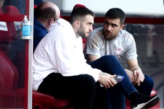 'Sokratis has told us Arsenal's secrets,' claims current teammate at Olympiacos
