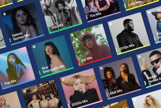 Spotify Introduces New Personalized Mixes Based on Artists, Genres & Decades