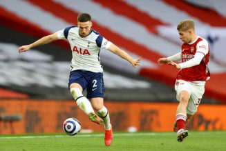 Spurs dealt injury blow as defender withdraws from international squad due to knock