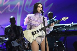 St. Vincent Initially Aimed for a Tool-Like Heaviness for Her Latest Record