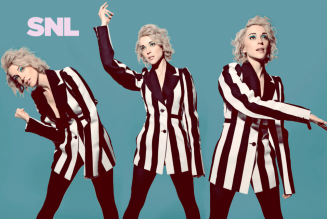 St. Vincent to Play Saturday Night Live