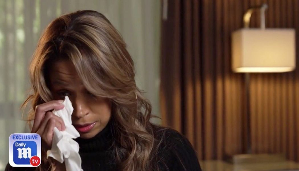 """Stacey Dash Walks Back Trump Support: """"I Made a Lot of Mistakes Because of That Anger"""""""