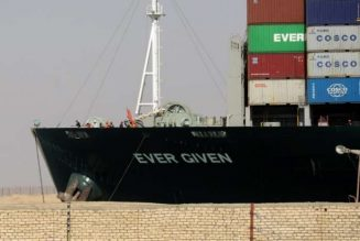 Suez Canal reopens after stranded ship is freed