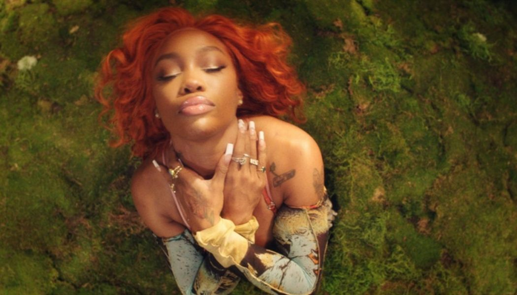 "SZA Shares ""Good Days"" Video with ""Shirt"" Teaser: Watch"